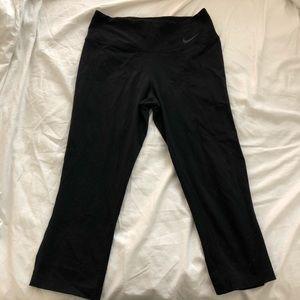 Nike - black running/yoga tights!